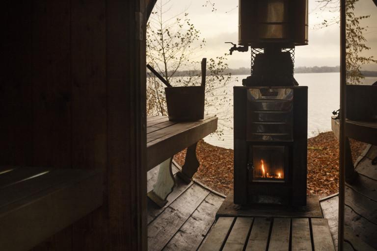 What is sauna?