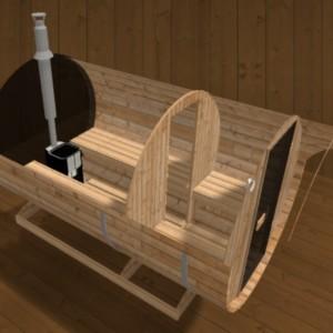 Tønde sauna