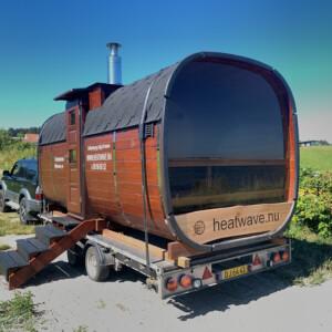 Gavekort Firkant sauna